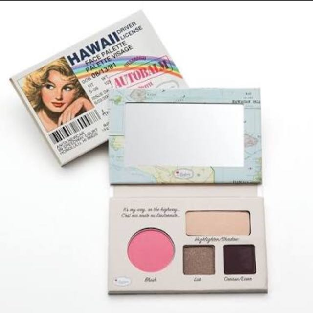 The Balm - Autobalm Palette