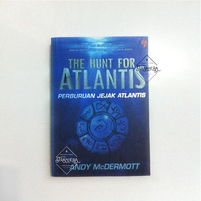 The Hunt For Atlantis / Jejak Perburuan Atlantis
