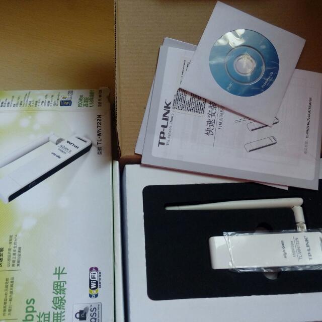 無線網卡TP.LINK