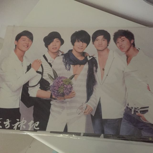 TVXQ/DBSK posters