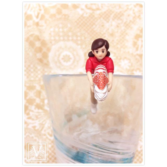 V|T ☆ 日本 鳥羽水族館 限定 杯緣子 鸚鵡螺 工作人員 轉蛋 扭蛋 ☆