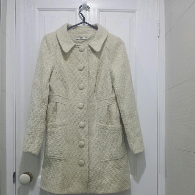 Wool coat Size 12