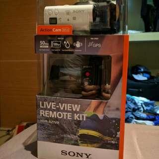 <降價>Sony 防水運動攝影機 9.9成新