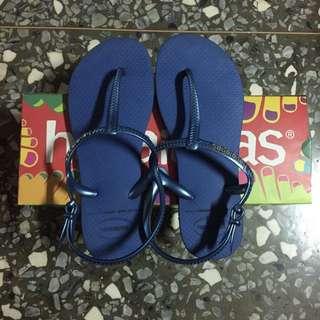 哈瓦仕涼鞋(33-34)預留