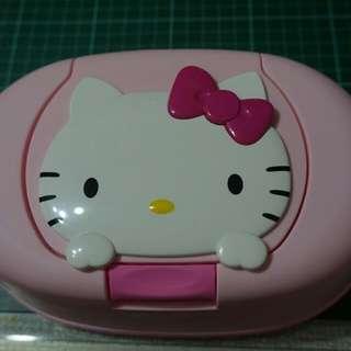 Kitty 濕紙巾盒