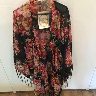 Tree Of Life Kimono