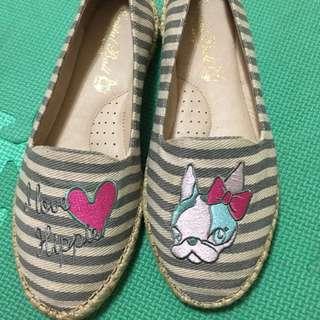 gract fife 狗頭鞋