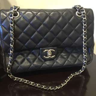 Faux Chanel Bag