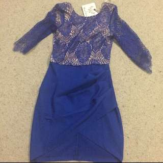 Angel Biba Lace Dress