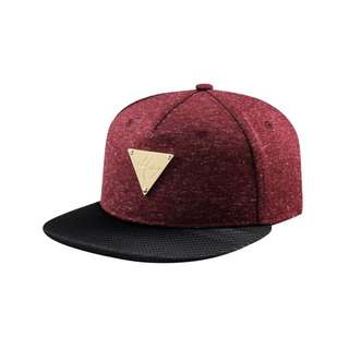 Brand New Haters Cap (Maroon)
