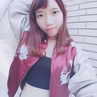 🚚 ❤️感謝客人分享橫須賀刺繡外套❤️