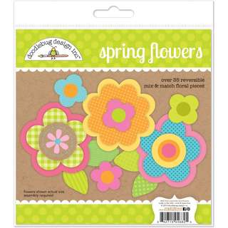 #1212 Spring Flowers Craft Kit