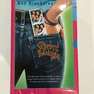Sister Hood Of The Travelling Pants Series