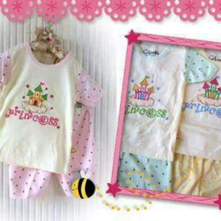 Set Princess Bordir 6 M