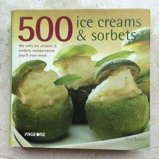 500 Ice Creams & Sorbets