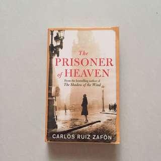 The Prisoner Of Heaven, by Carlos Ruiz Zafron