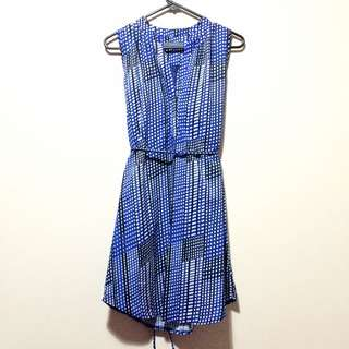 Temt Collection Tartan Dress