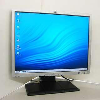 """Hewlett Packard LP2065 20"""" Widescreen Monitor"""