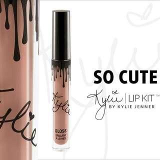 """Kylie Lip Gloss - Color """"So Cute"""""""