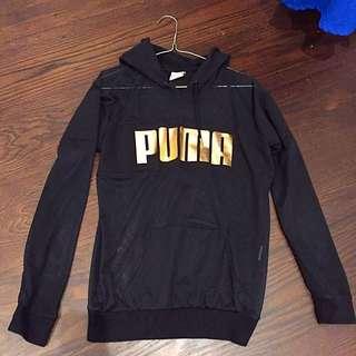 Puma Rose Gold Logo Jumper