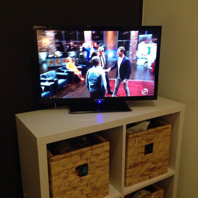 22 Inch chanchong TV , Built In DVD Player