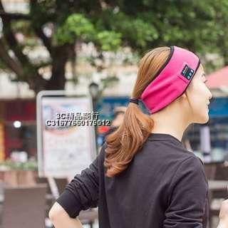 🚚 Headband For Sport-Phone運動吸汗耳機