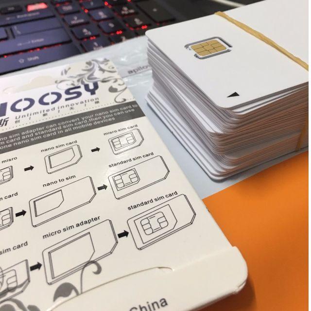 【日本上網】8天吃到飽 DOCOMO 4G+3G不限流量手機高速上網SIM卡 附三合一轉接卡