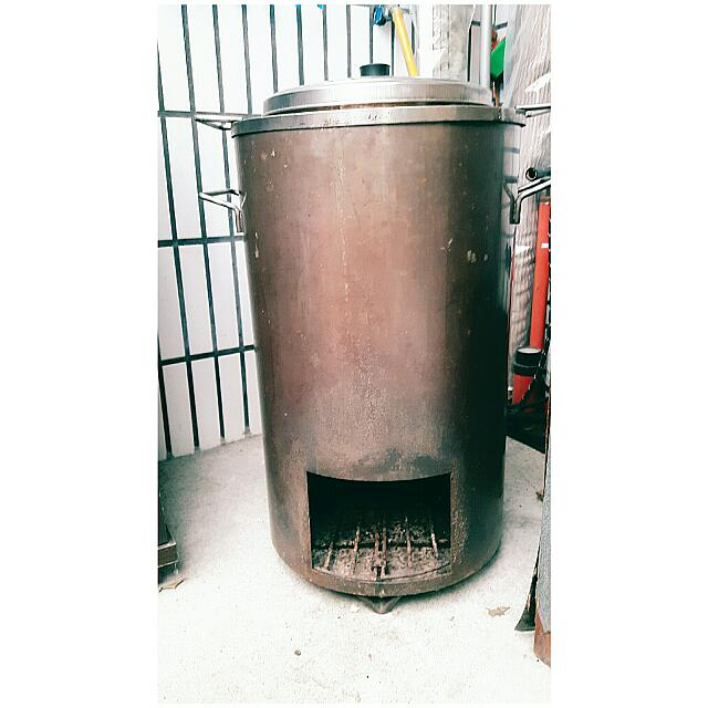 🐔不鏽鋼的桶仔雞🐓