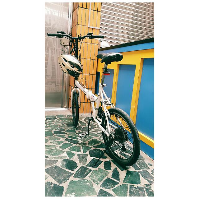 (待售)🚵摺疊變速器的腳踏車🚴