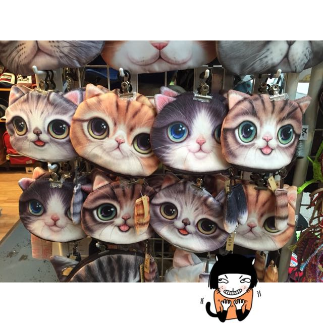 貓咪錢包🇯🇵 喵星人限定👈
