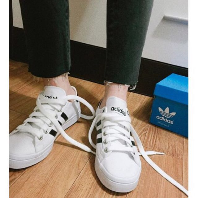 韓國代購 adidas originals court vantage (吊牌、鞋盒都還在)