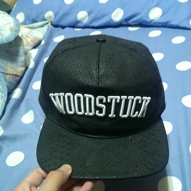 含運 Wodstk Hero板帽