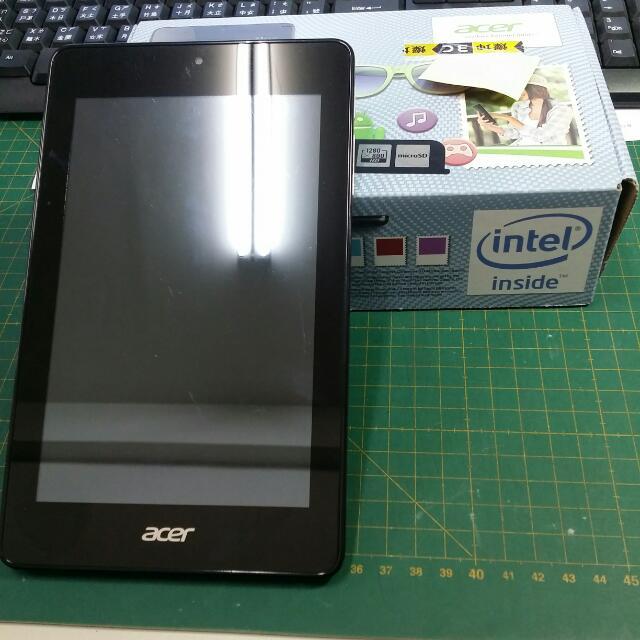 Acer Iconia One 7 平板