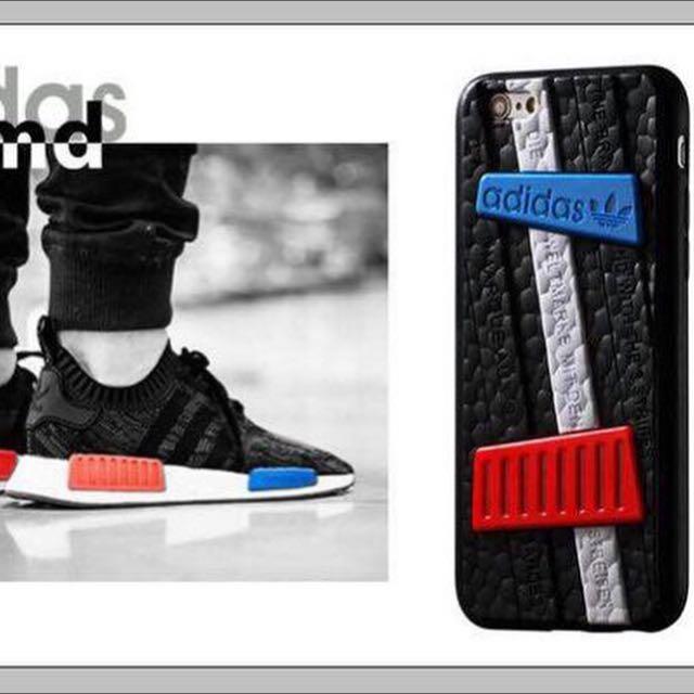 獨家Adidas NMD boost iPhone 6/6s 手機殼 保護殼 全包邊