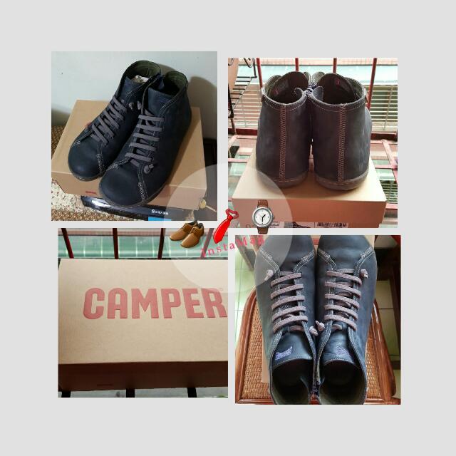 在蝦皮賣出☛CAMPER男鞋 Peu Cami 休閒鞋 (EU44)