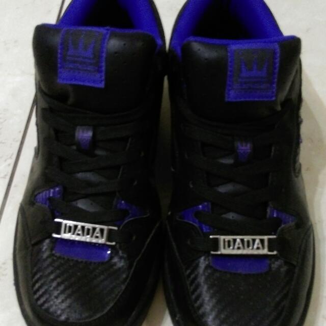 DADA 紫黑 板鞋 出售 標價僅提供參考