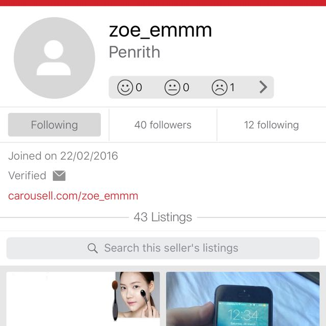 Do Not Buy From This Seller
