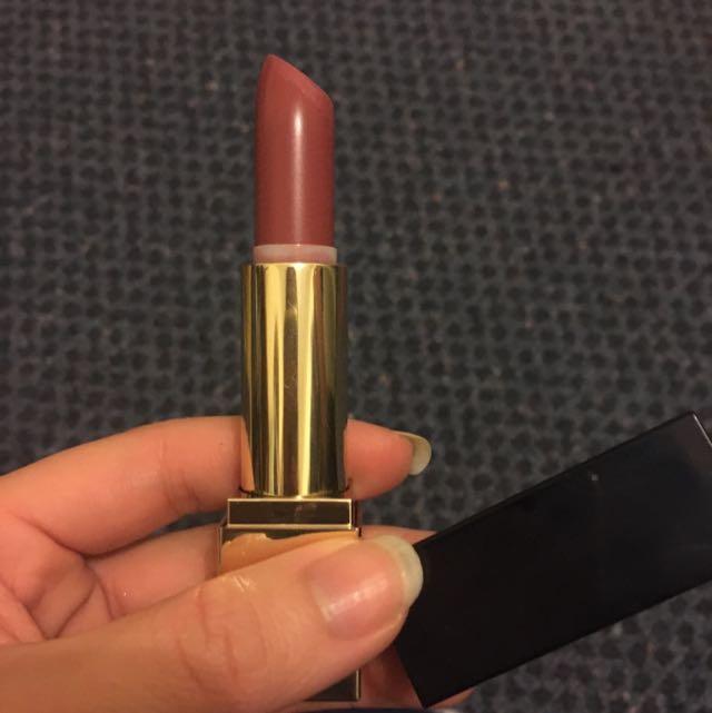 Estée Launder Lipstick No.17 Rose Tea Lasting Cream
