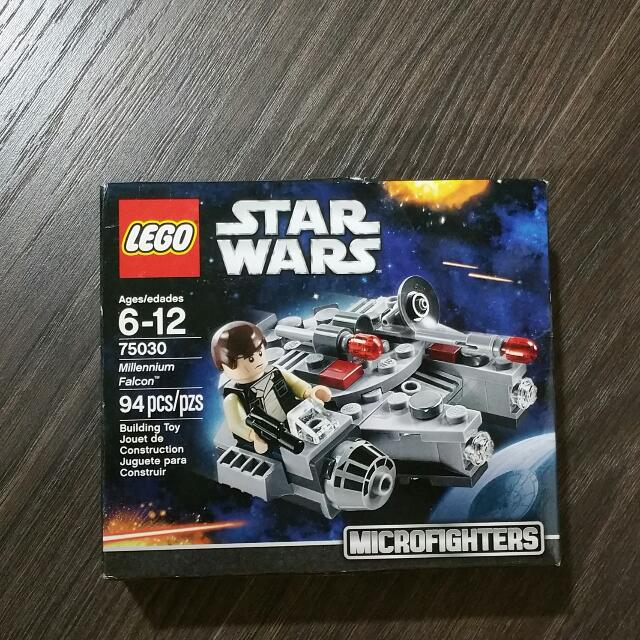 *Collector's Item* Lego, Star Wars Microfighters Series 1 Milennium Falcon (75030)