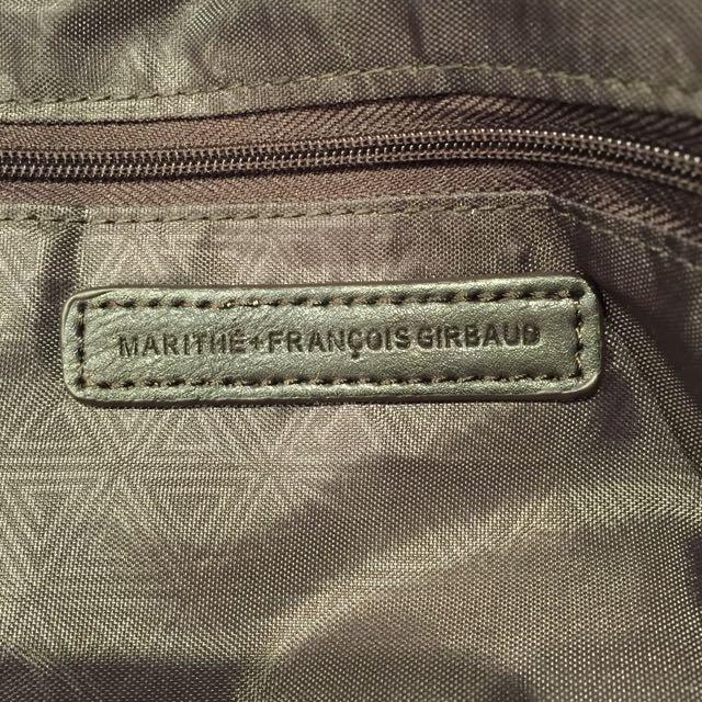 🛍 MARITHE + FRANCOIS GIRBAUD BAG