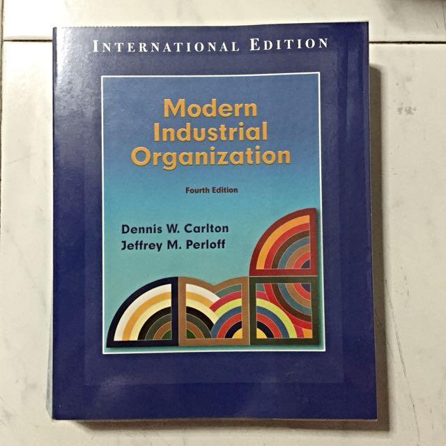 carlton perloff modern industrial organization pdf download