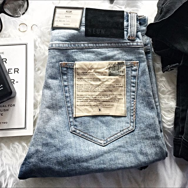 Neuw Denim Ripped Jeans Size 32