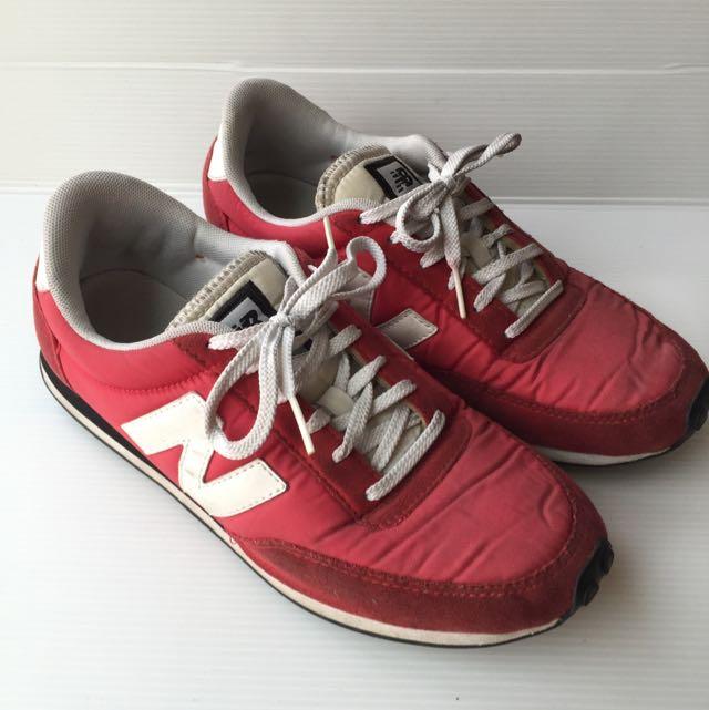 New Blance410復古運動鞋