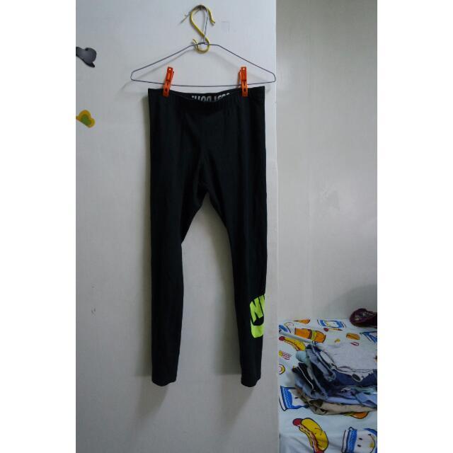 Nike 內搭褲 運動束褲