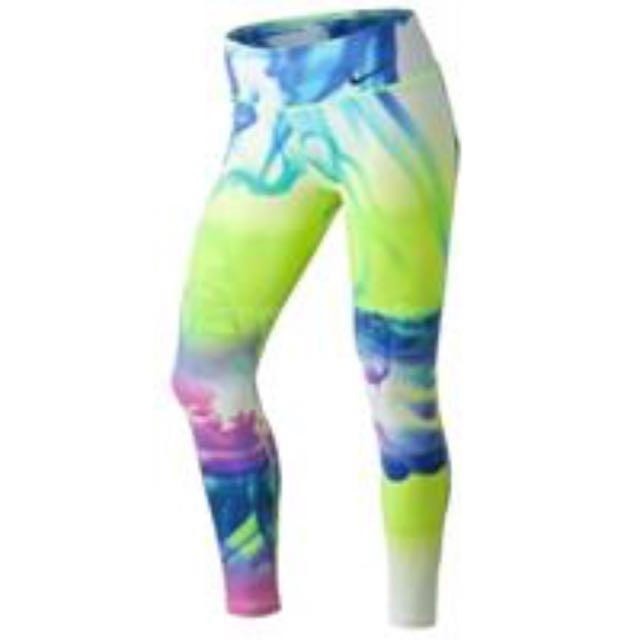 Nike 正品 壓力褲 訓練褲 緊身褲