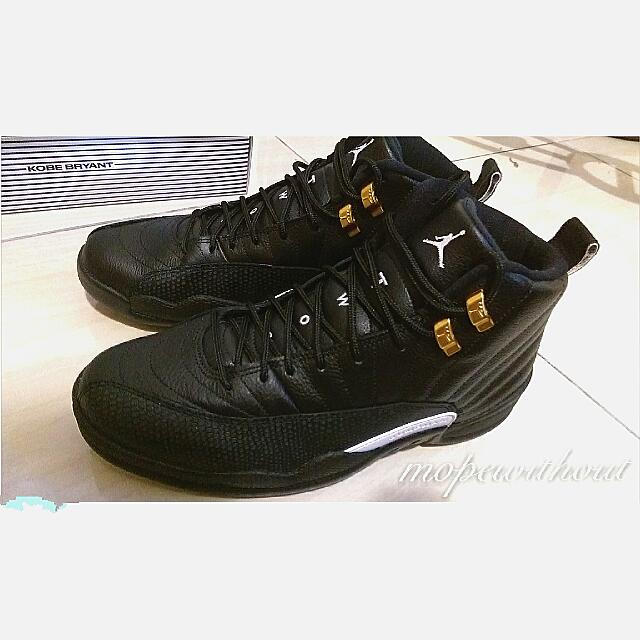NIKE Air Gordan 12 Retro The Master