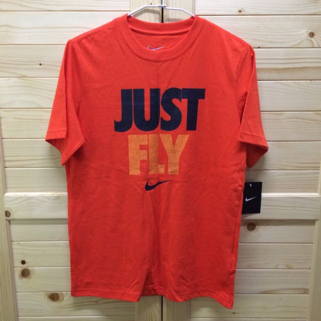 nike JUST FLY 全新短T