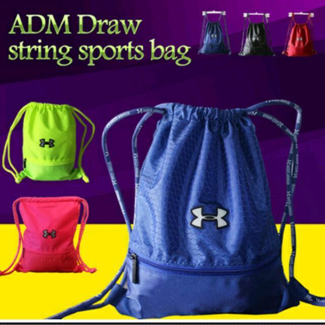 f1fd1f998f07 PRE-ORDER  Underarmour Drawstring Bag (clearance Sale)