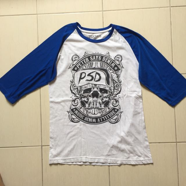 PSD T-shirt