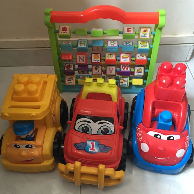 Push Cars&educational Toy